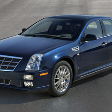 Cadillac STS V8 Luxury Package RWD