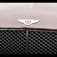 It keeps that broad Bentley grill that is important to the brand