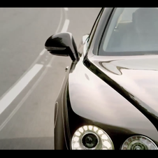 Bentley teased some of the look of the car in its teaser video