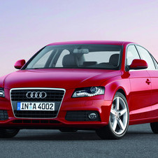 Audi A4 2.7 TDI Ambition multitronic