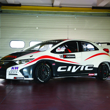 Honda will begin racing in the WTCC next season