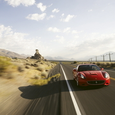 Ferrari is able to build 27 Californias a day