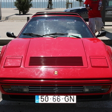 Ferrari 308 GTS Turbo