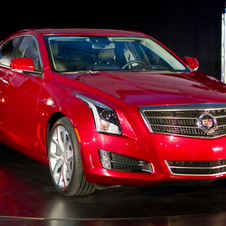 The Smaller Cadillac ATS is Not Really That Small