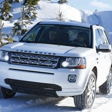 Land Rover Freelander 2 SE SD4