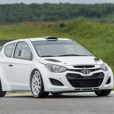 The i20 WRC will join the series next year