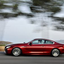BMW 640i Coupé xDrive