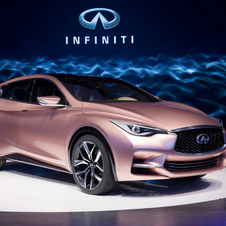 The Q30 will go on sale in 2015 in Europe