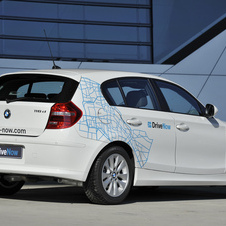 BMW's DriveNow car sharing service is still just two years old