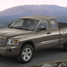Dodge Dakota BIGHORN/LONESTAR