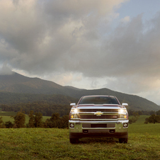 Chevrolet Silverado 2500HD Duramax 6.6 regular cab 2WD