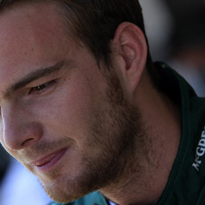 Giedo van der Garde raced for Caterham's GP2 team last year