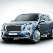 We will not see a Continental four-door coupe until the Bentley SUV hits the market