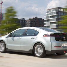 Chevrolet Volt All Electric