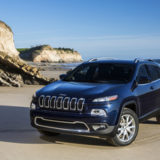 The Cherokee replaces the Compass in the Jeep lineup