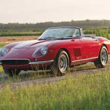 Ferrari's NART Spider was the highest a car ever sold for at auction in the US