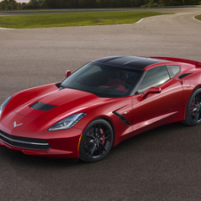 The new Corvette will be on sale this fall