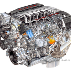 The biggest upgrades are direct injection and cylinder deactivation