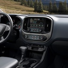 It features an 8in infotainment screen with optional navigation