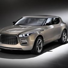 The Lagonda SUV is still being developed according to CEO Ulrich Bez