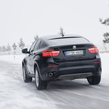 BMW X6 xDrive40d Sport-Automatic