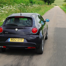 Alfa Mito TwinAir Now on Sale in the UK