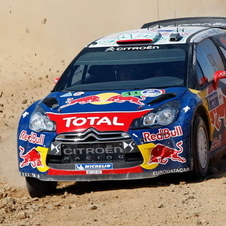 Sebastien Loeb Chalks Up Another Win in Mexico