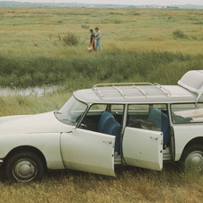 Citroën DS 21 Safari