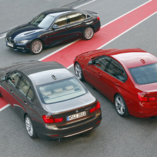 The 3 Series is responsible for 30% of BMW sales