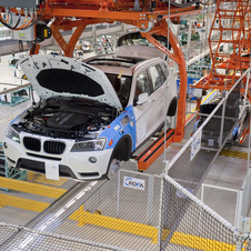 BMW already has a factory in North Carolina