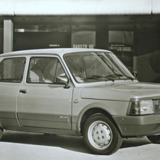 Fiat 127 Super 3-door 5-speed