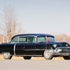 Cadillac Series 75 Presidential Parade Limousine by Hess & Eisenhardt