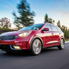 The Kia Niro hits the market in the autumn, but in Europe the arrival is expected only in early 2017