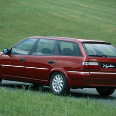 Citroën Xantia V6.24 Break Exclusive