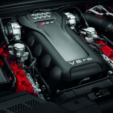 The V8 is a jewel of an engine