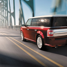 Ford Flex 3.5 SE FWD