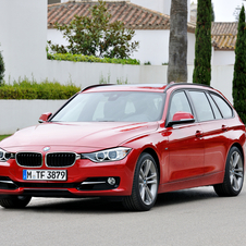 BMW 320i Touring xDrive