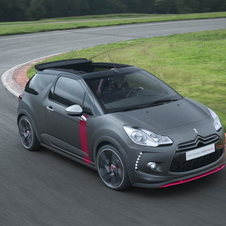 The car takes the concept of the DS3 Racing and adds the Cabrio's canvas top