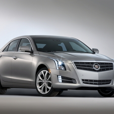 The ATS will take over Cadillac's small car range to let the CTS grow