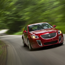 Buick Announces Hybrid and Turbocharged Versions of Regal