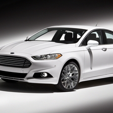 Ford Fusion 1.6 EcoBoost I-4 S AT