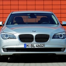 BMW 730d BluePerformance
