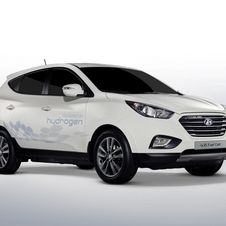 Hyundai will offer a ix35 Fuel Cell for test drives to European Parliament and European Commission members