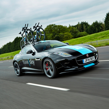 The car will follow Team Sky's rider on next saturday's individual time-trial