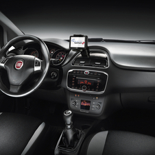 Refreshed 2012 Fiat Punto: Same Car No Longer Grande