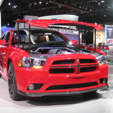 Dodge Charger Redline