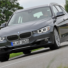 BMW 320d Touring xDrive