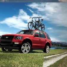 Ford Explorer 4x2 Limited 4.0L