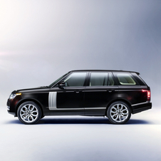 The Range Rover will have the boost turned up on its 5.0-liter supercharged V8