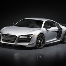 Audi R8 5.2 V10 FSI S tronic competition